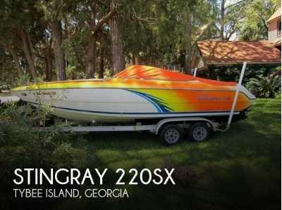 View 1999 Stingray 220SX - Listing #52467