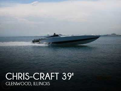 View 1984 Chris-Craft Stinger 390X - Listing #51783