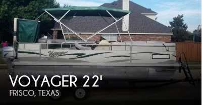 View 2009 Voyager 22 Sport Cruiser - Listing #51737