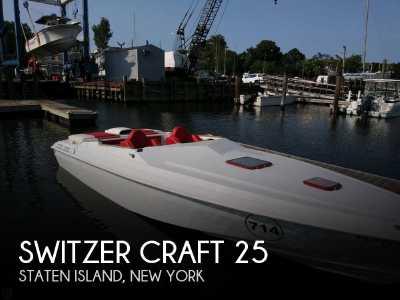 View 1990 Switzer Craft 25 - Listing #51686