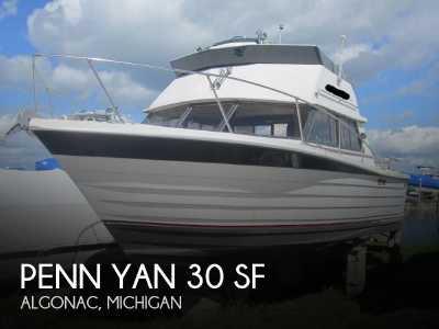 View 1979 Penn Yan 30 SF - Listing #51776