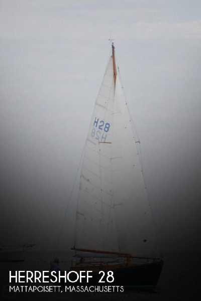 View 1978 Herreshoff 28 - Listing #52649