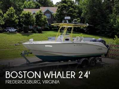 View 2004 Boston Whaler 240 Outrage - Listing #51919