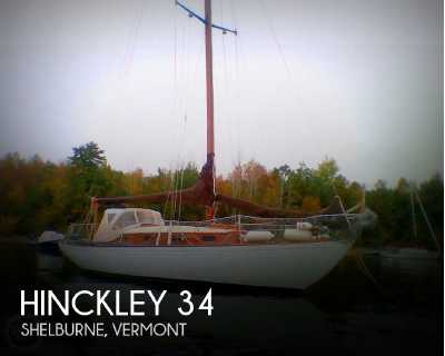 View 1950 Hinckley SOU'WESTER 34 - Listing #52303