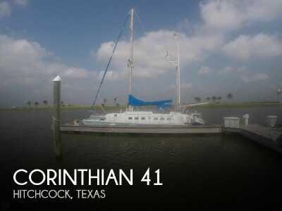 View 1968 Corinthian 41 - Listing #51800