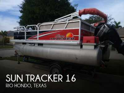 View 2014 Sun Tracker Bass Buggy 16 DLX - Listing #52064