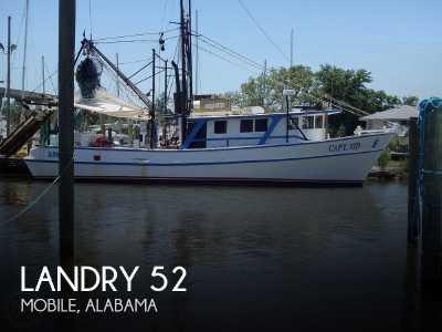 View 1988 Landry 52 - Listing #52308