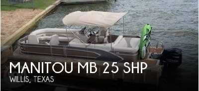 View 2013 Manitou MB 25 SHP - Listing #52317