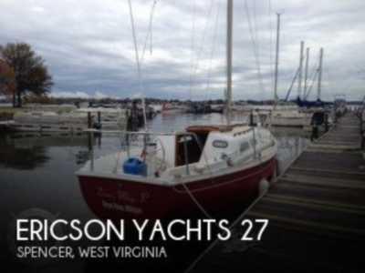 View 1979 Ericson Yachts 27 - Listing #52555