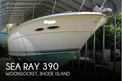 View 1987 Sea Ray 390 - Listing #52684