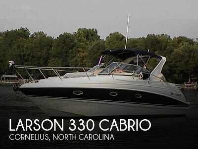 View 2006 Larson 330 Cabrio - Listing #52714