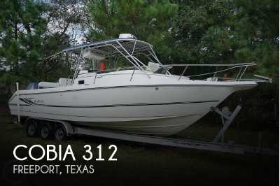 View 2003 Cobia 312 SPORT CABIN - Listing #60099