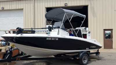 View 2016 Yamaha 190 FSH Deluxe - Listing #308571