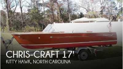 View 1959 Chris-Craft Cavalier 17 - Listing #49575