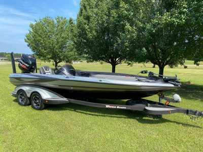 View 2017 Triton Boats 21 TRX - Listing #290826