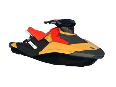 View 2022 Sea-Doo Spark® 3-up Rotax® 900 ACE  CONV & iBR with Audio - Listing #306173