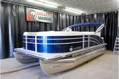 View 2022 Harris Cruiser 190 CW - Listing #311673