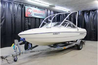 View 2004 Stingray 180 Open Bow - Listing #309503