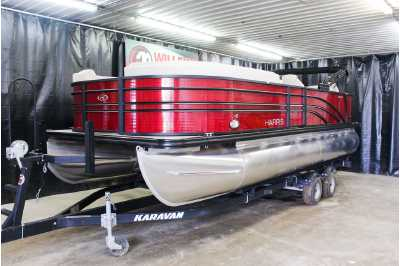 View 2022 Harris Sunliner 230 CWEB - Listing #293041
