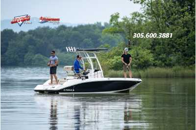 View 2022 Yamaha Marine 190 FSH Sport - Listing #294565