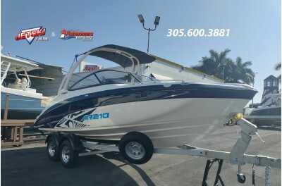 View 2022 Yamaha Marine AR210 - Listing #294120
