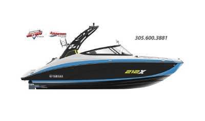 View 2022 Yamaha Marine 212XE - Listing #294317