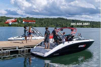 View 2022 Yamaha Marine 252XE - Listing #294322
