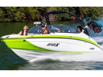 View 2022 Yamaha 212XE - Listing #312718