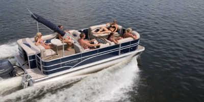 View 2021 Sylvan 8520 Cruise - Listing #294256