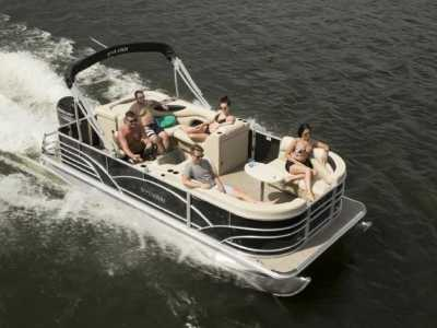 View 2021 Sylvan 8520 Cruise - Listing #294369