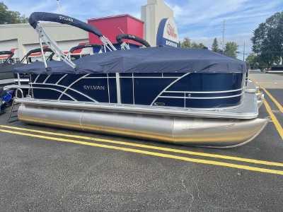 View 2021 Sylvan 8520 Cruise - Listing #294341