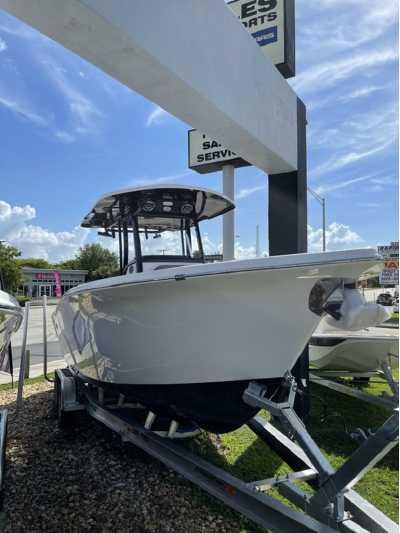 View 2021 Sea Pro 259 - Listing #291416