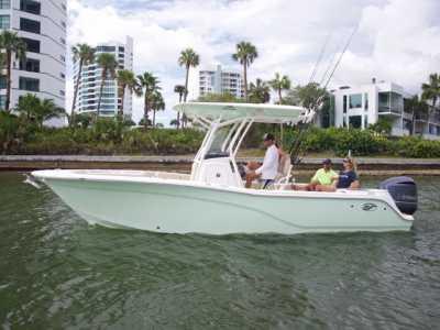 View 2021 Sea Fox 248 COMMANDER - Listing #291398