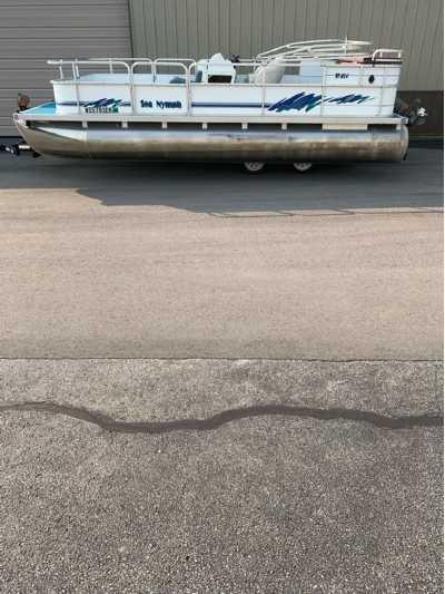 View 1995 Sea Nymph Pontoon - Listing #311420