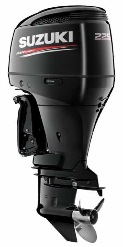 View 2020 Suzuki Marine DF225TX - Listing #309771