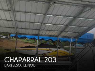 View 2017 Chaparral Vortex 203 - Listing #313520