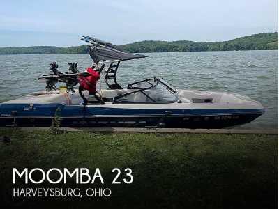 View 2020 Moomba 23 - Listing #313521