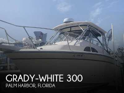 View 2006 Grady-White Marlin 300 - Listing #313522