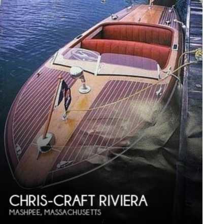 View 1951 Chris-Craft Riviera - Listing #300242