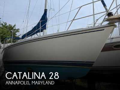 View 1993 Catalina 28 Wing Keel - Listing #300703