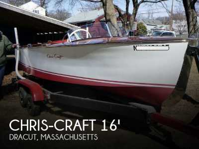 View 1948 Chris-Craft Special Runabout - Listing #169128