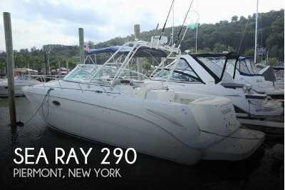 View 2004 Sea Ray 290 Amberjack - Listing #88086