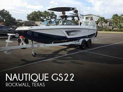 View 2019 Nautique GS22 - Listing #313523