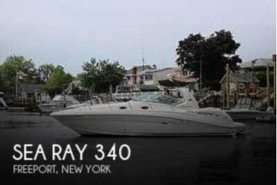 View 2006 Sea Ray 340 Sundancer - Listing #49114