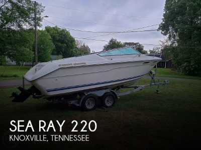 View 1990 Sea Ray 220 Overnighter - Listing #71229