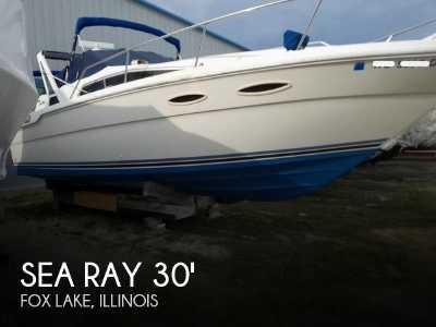 View 1989 Sea Ray 300 Sundancer - Listing #51019