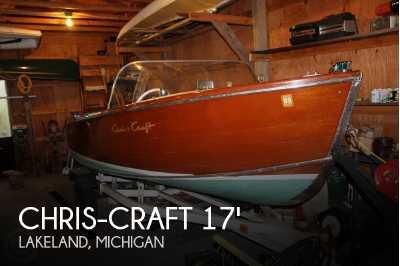 View 1955 Chris-Craft sportsman - Listing #50205