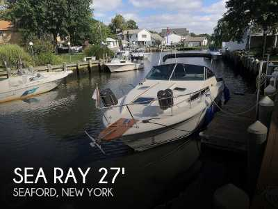 View 1986 Sea Ray 270 Sundancer - Listing #50606