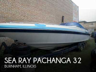 View 1987 Sea Ray Pachanga 32 - Listing #52316