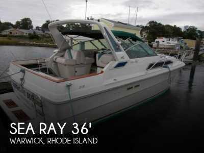 View 1988 Sea Ray 340 Express Cruiser - Listing #52041